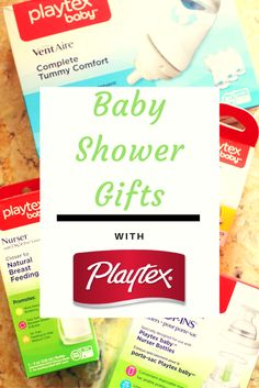 How To Make an Adorable Baby Shower Gift Basket with Playtex! #BetterBottle #AD baby baby bottle Babyshower crafts DIY
