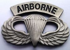 U.S. Army Paratrooper Airborne Wing
