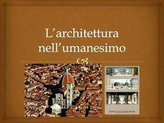 La città ideale Una nuova concezione nelluso e nella composizione di forme geometriche Un chiaro riferimento alle opere dellantichità classica, di cui.