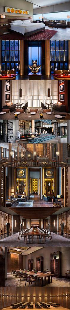 Park Hyatt Sanya Sunny Bay Resort, China