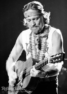 Willie Nelson (April 30, 1933) American singer, songwriter and musician.