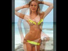 Picture of Candice Swanepoel Bikinis For Small Bust, Mädchen In Bikinis, Bikini Swimwear, Bikini Bod, Outfit Strand, Sporty Bikini, Mini Bikini, Sexy Teens, Cute Swimsuits