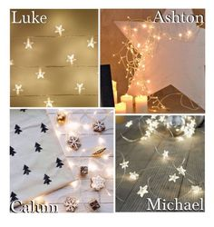 """Fairy String Lights!"" by x5sosxpreferencesx ❤ liked on Polyvore featuring art"