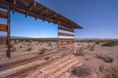 Phillip K. Smith III arrived in Joshua Tree, California, to unveil his latest project called Lucid Stead: a mind-bending installation composed of reflecting panels, lights and custom electronic equipment mounted on a humble timber shack.