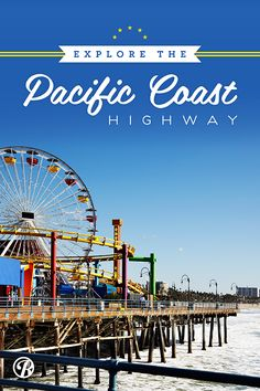 Road Trip Planner :All-American Drive: Pacific Coast Highway Road Trip Usa, West Coast Road Trip, Pacific Coast Highway, Highway Road, San Diego, Dream Vacations, Vacation Spots, Oh The Places You'll Go, Places To Travel