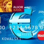 Karta walutowa Alior Bank na wakacje.