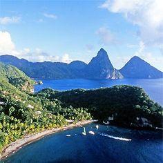 St. Lucia (Our honeymoon 2010)