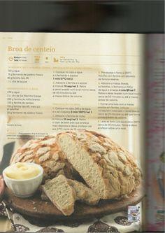 150 receitas Bimby (melhores de 2013) Happy Foods, Bread, Desserts, Recipes, Food Food, Rye, Stuffed Bread, Illustrated Recipe, Meals