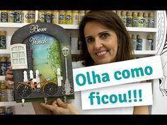 (21) Loucas por Caixas - Desafio Aceito! | Pintura e Recortes - YouTube
