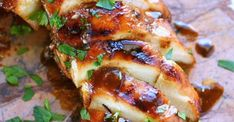 Look no further for the Best Chicken Marinade recipe ever! This easy chicken marinade recipe is going to quickly become your favorite go-to . Citrus Chicken Marinade, Chicken Marinades, Grilled Chicken Recipes, Easy Chicken Recipes, Fish Recipes, Healthy Chicken, Healthy Grilling, Grilling Recipes, Pinwheel Recipes