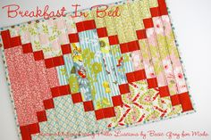 placemat tutorial by during quiet time
