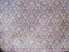 hiccup of intention: vintage wallpapers