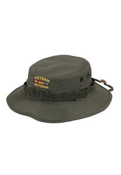 0ff85ffe6f410 Olive Drab Vietnam Veteran Boonie Hat ! Buy Now at gorillasurplus.com Military  Surplus