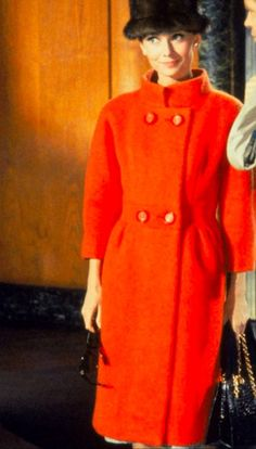 Coat by Givenchy Sublime.