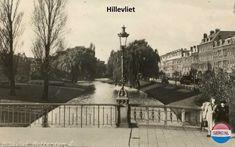 Rotterdam: Het Hillevliet omstreeks 1948