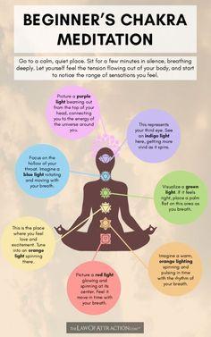 Chakra Meditation, Guided Meditation, Meditation Quotes, Spiritual Meditation, Chakra Mantra, Meditation Space, Yoga Spirituality, Meditation Music, Crystals For Meditation