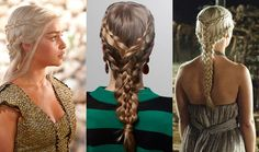 game of thrones hair images | Game of Thrones Hair How-to, Easter Candy Outfits and Other Things ...