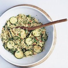 Herby Couscous