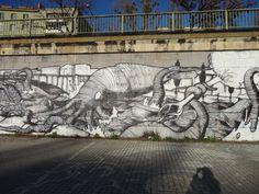 grafitti Painting, Art, Impressionism, Painting Art, Paintings, Kunst, Paint, Draw, Art Education