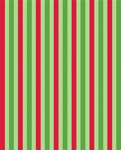 Green & Red Wallpaper Printed Backdrop from Backdrop Express! What a cute, holiday striped backdrop!