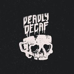 Are Coffee Beans Edible Code: 9709602099 Decaf Coffee, Coffee Logo, Coffee Cafe, Couples Cosplay, Skull Logo, Skull Art, Skull Design, Logo Design, Type Design
