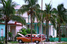 Cienfuegos II, Cuba   by Sanne Houlind