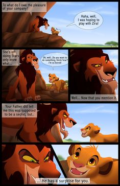 And this page took me so damn long, this week was SOOO busy for me. Mufasa's Reign: Chapter Page 21 Lion King Story, Lion King Fan Art, Lion King 2, Disney Lion King, Simba Lion, King Art, Disney Images, Disney Art, Disney Movies