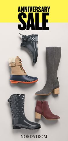 d40553c1a81 The sale forecast is looking good. Stock up on weather-ready styles from  Hunter