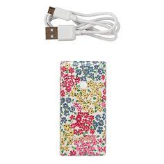 Rosemoor Ditsy Portable Power Pack   Cath Kidston  