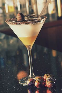 Creme Egg Cocktail