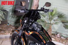 FXR Division - Two Built Harley-Davidson FXRs | Hot Bike