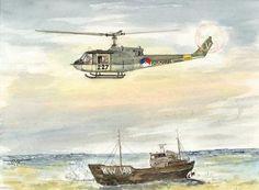 Agusta Bell 204B (1962-1978) '227'