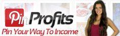 Make money with Pin Profits on Pinterest!  #makemoney #makemoneyonline #socialmediamarketing #makemoneywithpinterest