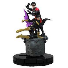 Batman DC HeroClix Nightwing and Batgirl Duo Mini-Figure - Neca - Batman - Games at Entertainment Earth