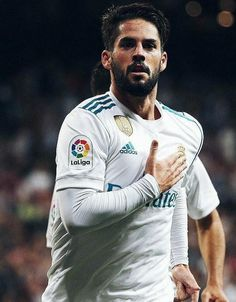 GOOOAALLL Iscooooooo!!! LaLiga 2017-18... RM vs Girona... He has scored or assisted 22 goals in his last 30 starts for Real Madrid across all competitions....13 goals 9 assists...