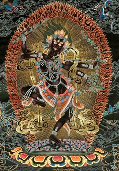 "Red Tara works for me too. She is known as the ""mother of liberation"", and represents the virtues of success in work and achievements. I LOVE the idea of being the Mother of Liberation! Mystical Art, Thangka Painting, Asian Art, Tibetan Art, Painting, Art, Thangka, Sacred Art, Interesting Art"