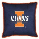 !@Best Buy Illinois Fighting Illini Sideline Pillow (18x18) NCAA    Price: $40.00    .Check Price >> http://OUTLET9.COM/dorm-bedding/Best-Buy-IllinoisFightingIlliniSidelinePillow18x18NCAA-B001423JZ6.html