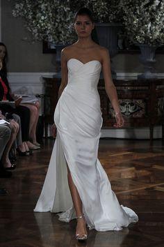 Sweetheart Chiffon-satin Wedding Dress Evening Dress CUSTOM