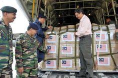 Conozca los esfuerzos de Malasia para brindar ayuda a las víctimas del ciclón en Filipinas