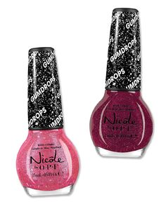 In My Cherry Amour and Candy is Dandy, $8 each; ulta.com.