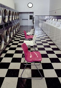 042010B-29   Laundromat, Irving Street, San Francisco, California. ©2012 David W. Sumner