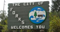 Forks, WA I did not know this town was for real