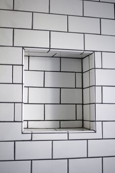When remodeling a bathroom, consider adding a recessed shower shelf into your design. It's a practical and streamlined way to add storage space for shampoos and soaps, without taking away elbow room. Built-in shower niches are also a great alternative to gunky corner shelves and rusty shower caddies. For all of you DIY renovators, read on to learn how to build a shower shelf of your own.