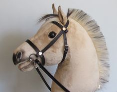 Fjord hobby horse with traditional clipped mane. Hobbies To Take Up, Hobbies For Women, Great Hobbies, Equestrian Outfits, Equestrian Style, Fjord Horse, Stick Horses, Finding A Hobby, Hobby Room