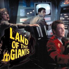 land of the giants tv show Sci Fi Tv Shows, Sci Fi Series, Tv Series, I Love Series, Young Movie, Mejores Series Tv, Listen To Reading, Tv Themes, Classic Horror Movies