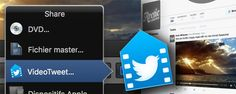 Arctic Whiteness, the guys behind the popular Final Cut Library Manager application have just announced VideoTweet. Upload video directly to...