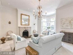 Single Family Home for Sale at Victorian, Attach/Row Hse - WASHINGTON, DC 1679 31ST ST NW Washington, District Of Columbia,20007 United States