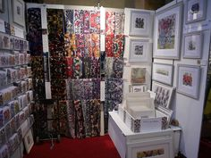 Stand 53 - back wall -