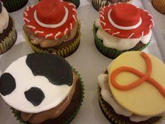 Jessie Toy Story Cupcakes