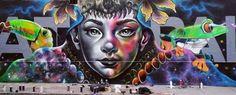 #streetart #urbanart #graffiti #mural #urbanstreet #urbanwalls in Lima - Peru